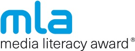 Logo: media literacy award
